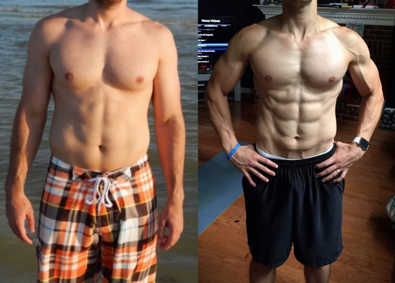Intermittent fasting results feature