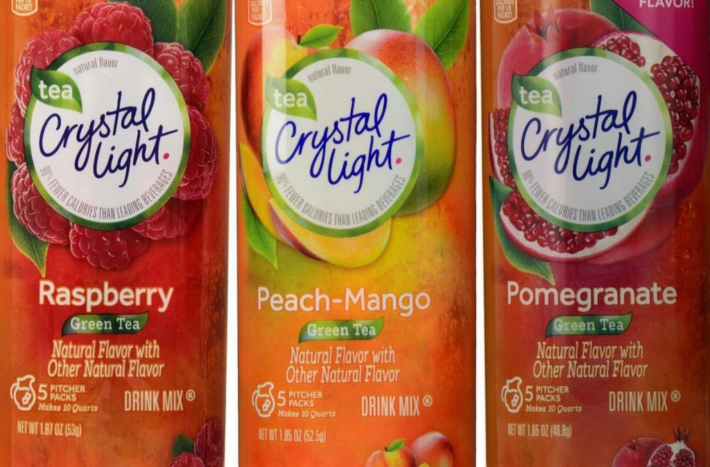 Is crystal light keto compatible feature