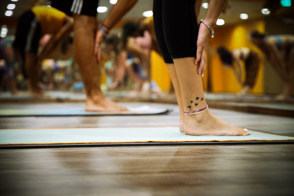 How Yoga Can Help You Become a Better CrossFitter