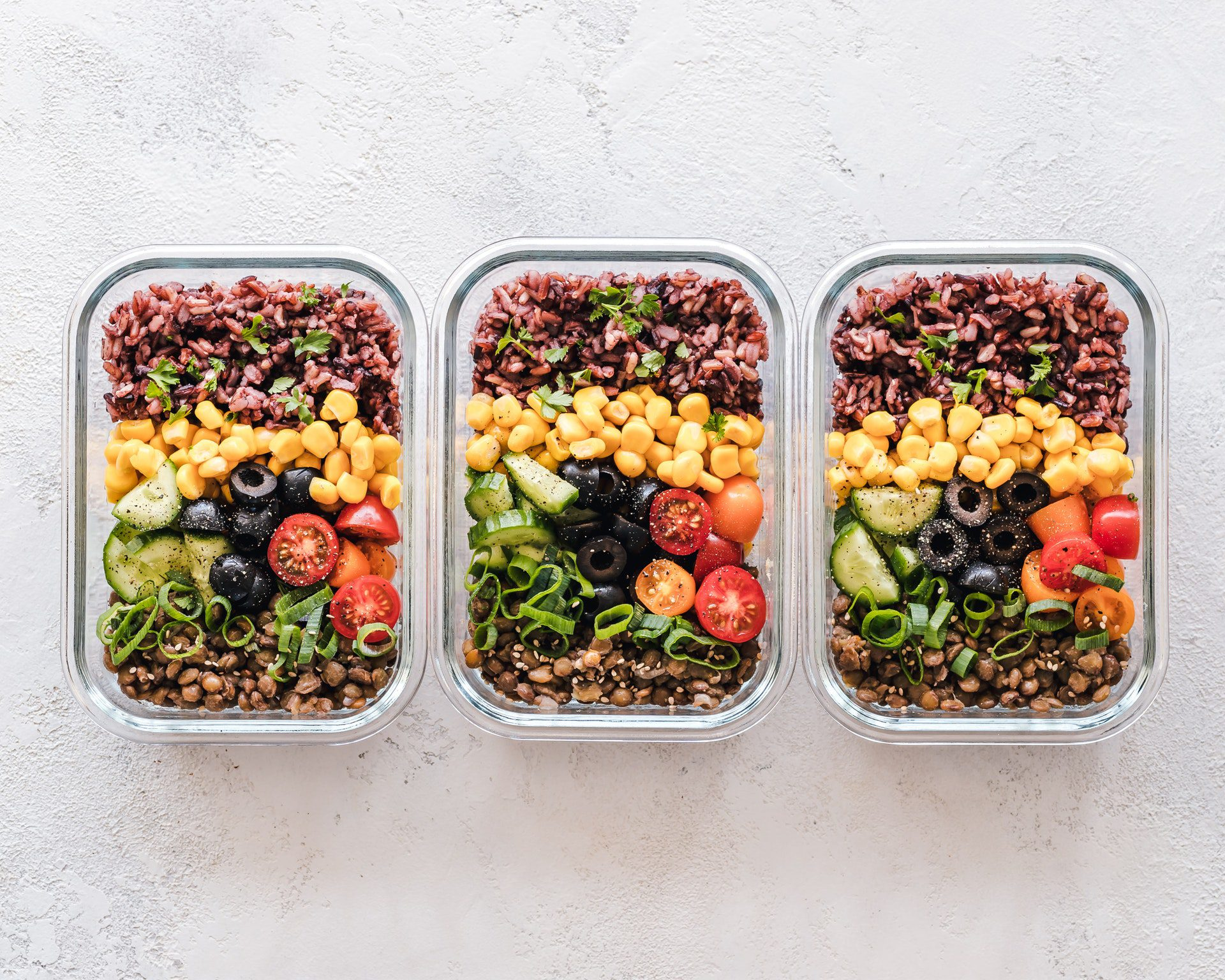 Meal prep feature