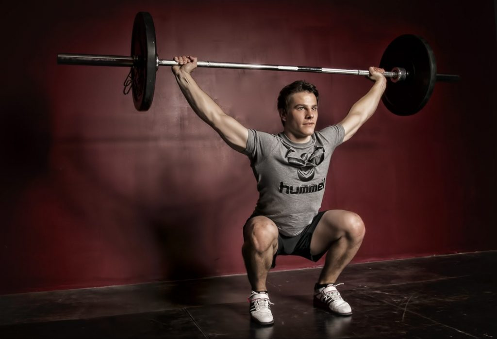 Power Cleans Tend to be Best Performed Light