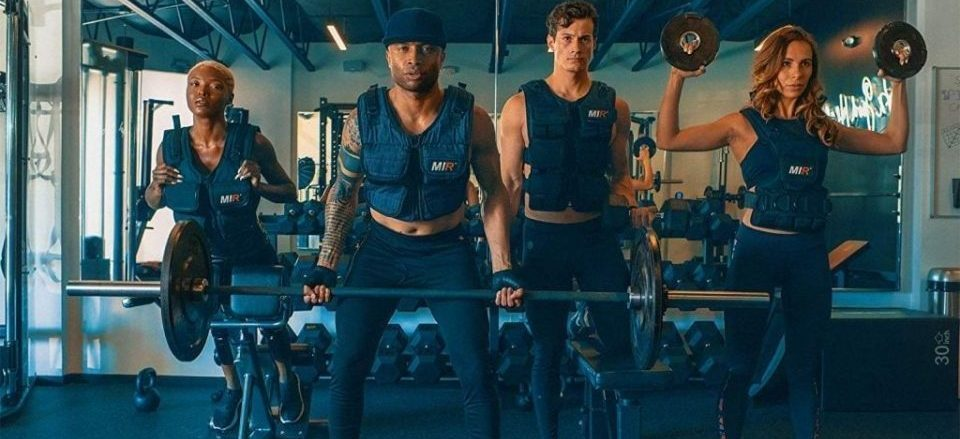 Weighted Clothing Alternatives for Training