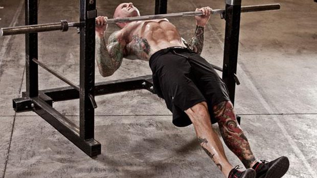 Inverted rows
