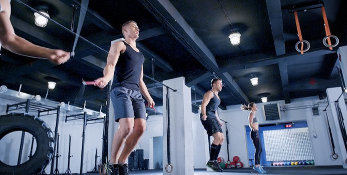 Improved cardiovascular fitness