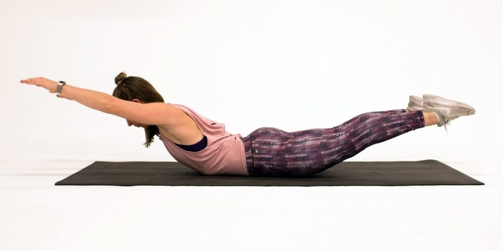 back stretch extension
