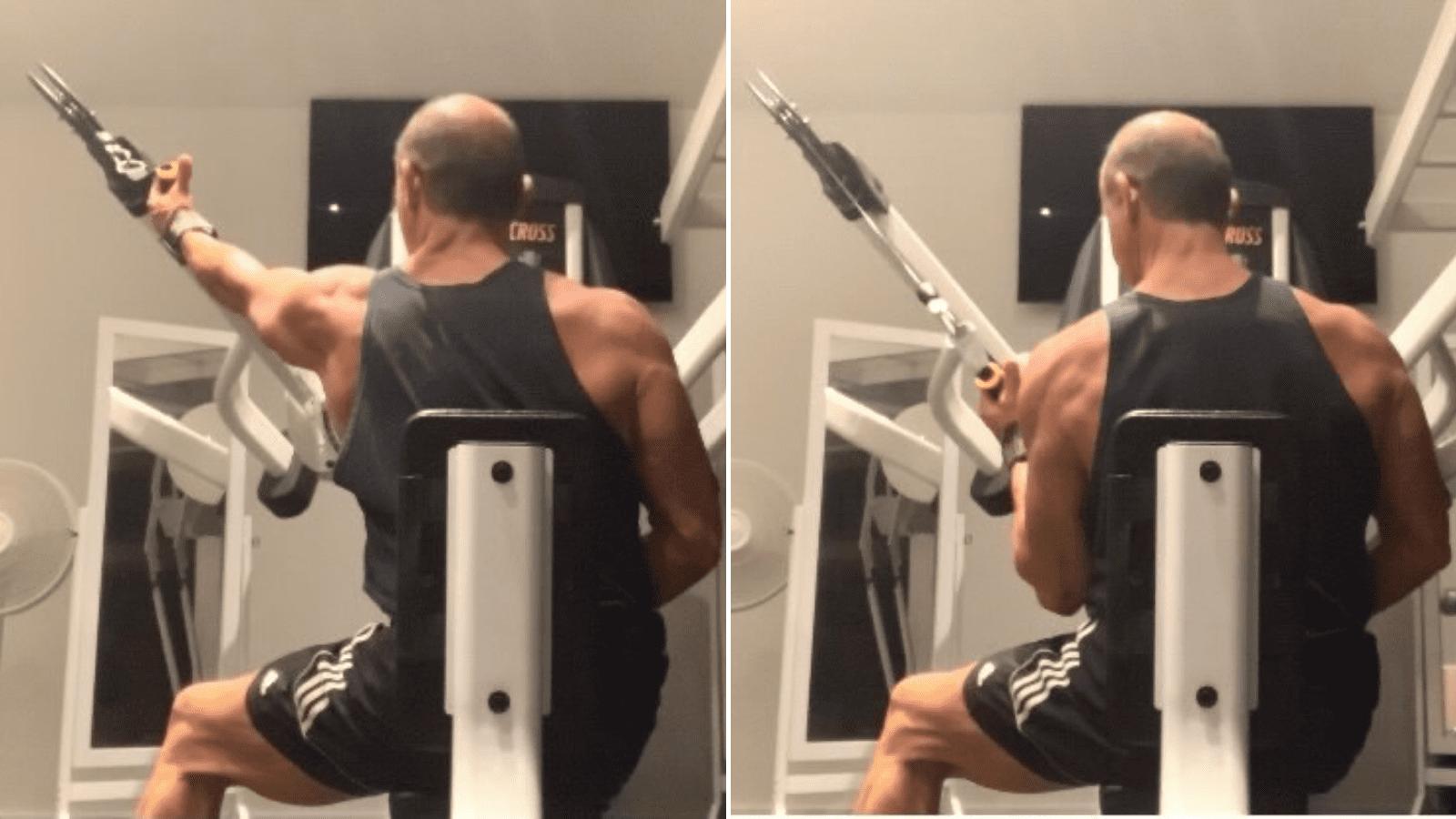 Doug Brignole vertical pulling exercises